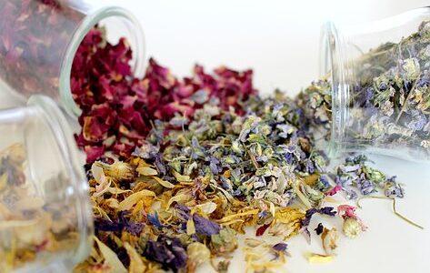 Organic tea's
